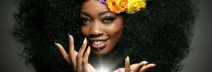 Stimuler la pousse des cheveux afro et crépus