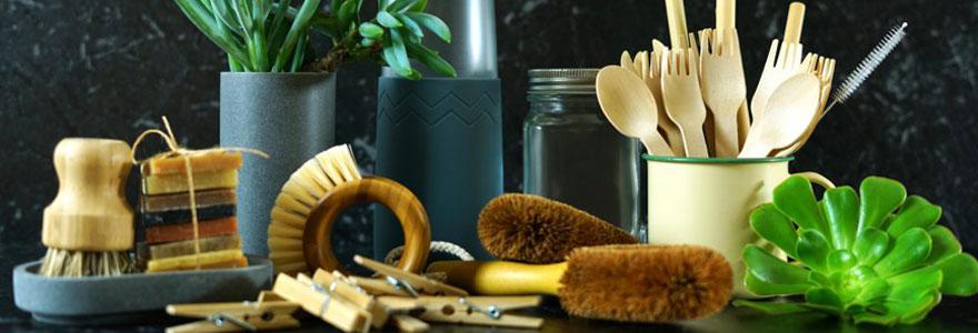 Décoration design en bambou et écologiques