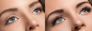 Extensions de sourcils à Paris