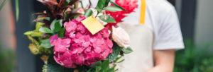 Envoyer un bouquet de fleurs à une personne