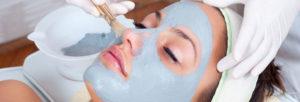 Masque hydratant pour le visage et les yeux