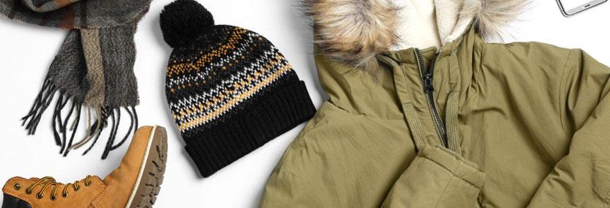 Vêtement hiver